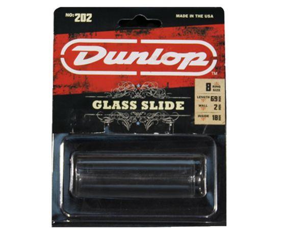 Slide szklany Dunlop 202 medium