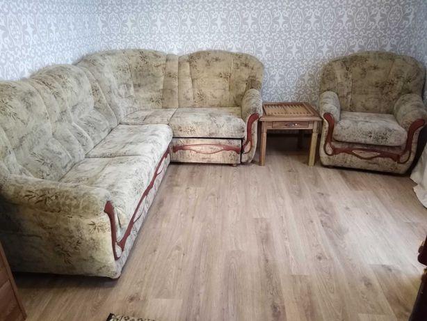 Мягкий уголок диван кресло