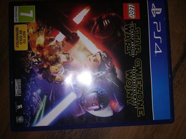 Lego Star wars gwiezdne wojny przebudzenie mocy ps4