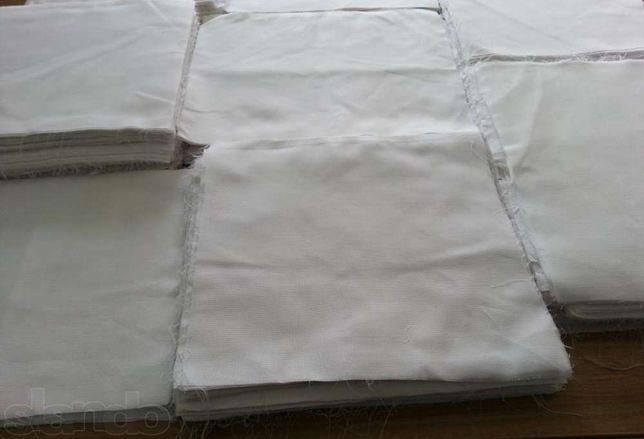 канва для вышивки кусок 46-48 см. новый !