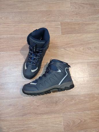 42р новые зимние трекинговые ботинки