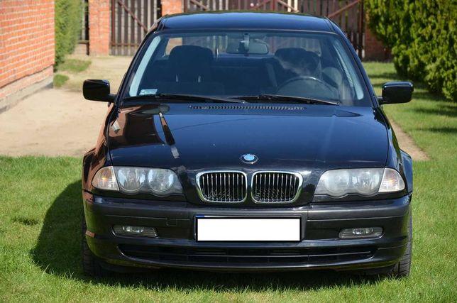 Zadbane BMW 330d e46, mocny silnik!!!