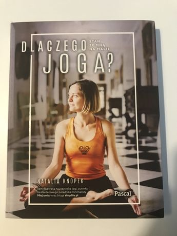 """Książka """"Dlaczego joga?"""""""