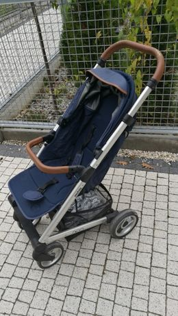 Wózek dziecięcy Mutsy Nexo - Blue Melange.