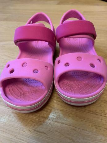 Crocs для девочки c 10