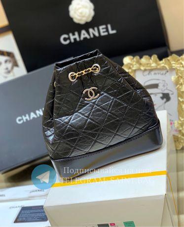 Рюкзак Шанель Габриель Chanel Gabrielle натуральная кожа