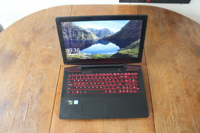 Laptop Lenovo Y700-15ISK   i7 / 16GB / 256GB SSD + 1TB SATA / GTX960M