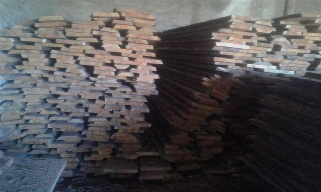 Сосновая доска необрезная для мебельных фабрик, 25-50мм. Пилорама