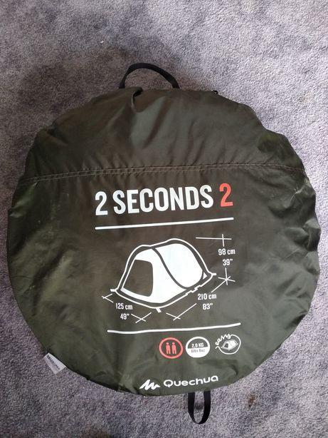 Namiot quechua 2 seconds 2 Decathlon samorozkładający