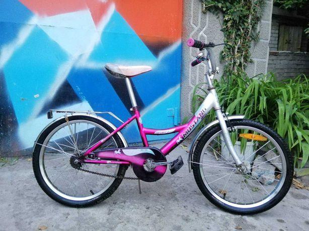 велосипед  mustang  подрастковый