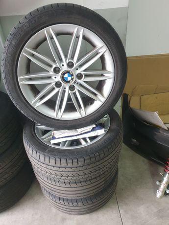 Jantes 17 bmw originais packm ( com pneus co.o novos)