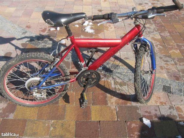 Rower MTB dziecięcy