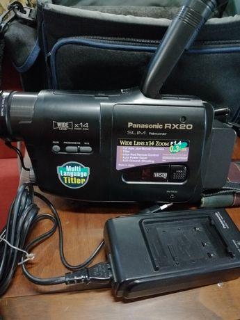 Kamera panasonic rx20