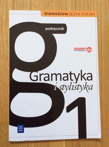 Podręcznik - gramatyka i stylistyka