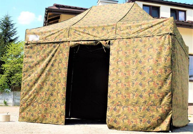 Namiot ogrodowy - Militarny - Moro Najwyższa jakość 3 x 2 różne F.vat