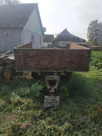 тракторний прицеп