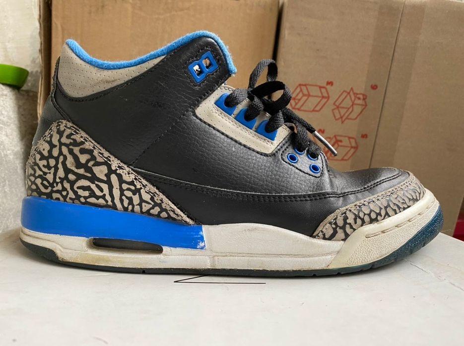 Nike Air Jordan Retro III Sport Blue Киев - изображение 1