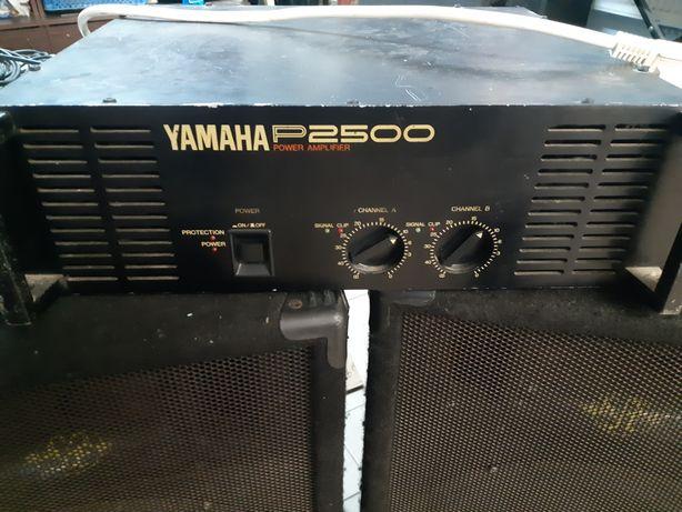 Końcówka mocy Yamaha P2500 2x350w