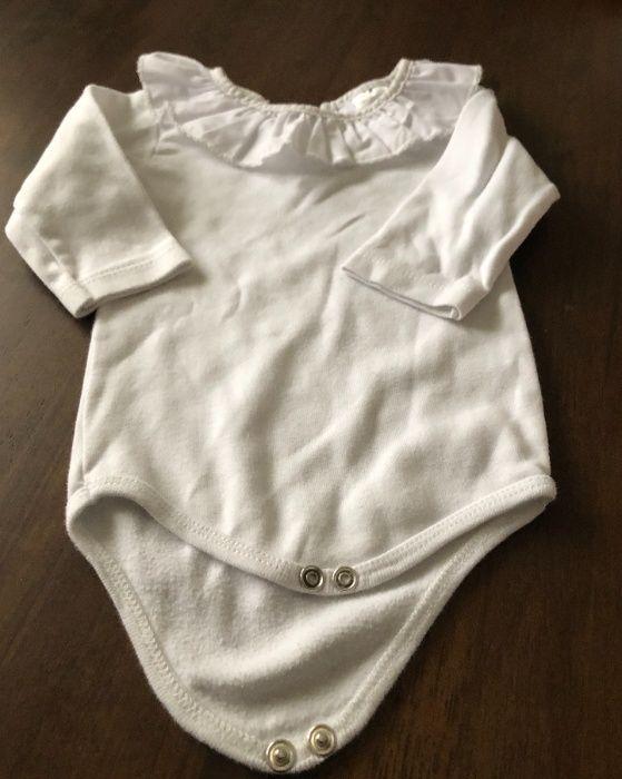 Golinha / body, p/12 meses. Portes grátis!