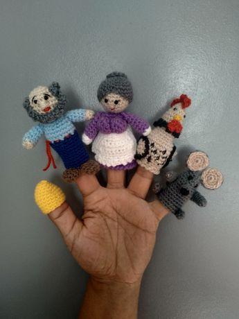 Детский пальчиковый театр