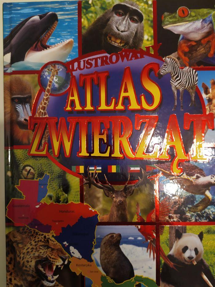 Ilustrowany Atlas Zwierząt, Układ Słoneczny Świdnik - image 1