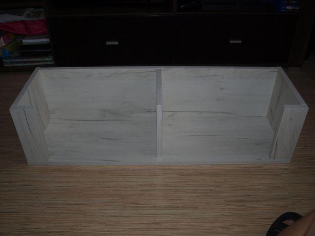 Półka Angel super kolor Dąb White Craft na zabawki lub książki nowa!!