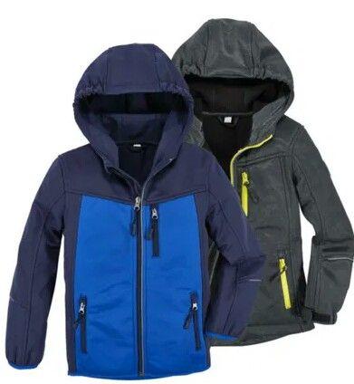 Куртка ветровка softshell 140, 164