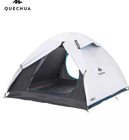 Палатка для кемпинга Arpenaz 3 Fresh&Black2 QUECHUA
