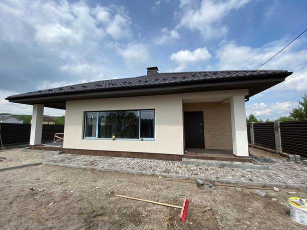 Продам готовый дом 80м2  за  ценою квартиры.