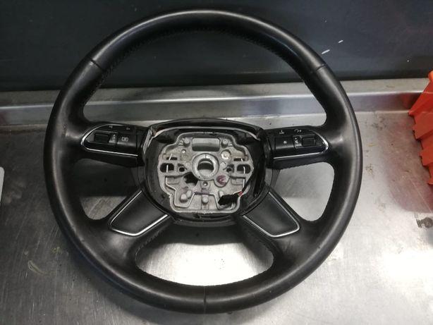 Kierownica Multifunkcyjna Audi A5 A4 B8 Lift A3 A6 C7 4G Q5