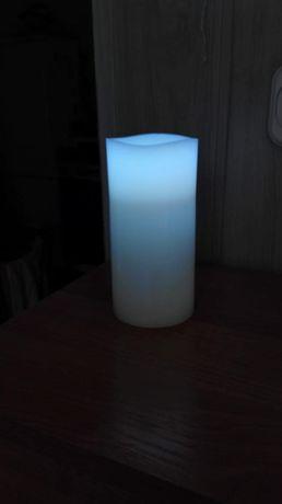 Świece led woskowe