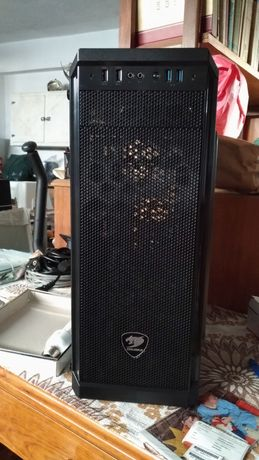 Caixa cougar MX330-G