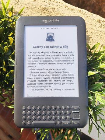 Czytnik eBOOK Amazon Kindle 3 WIFI
