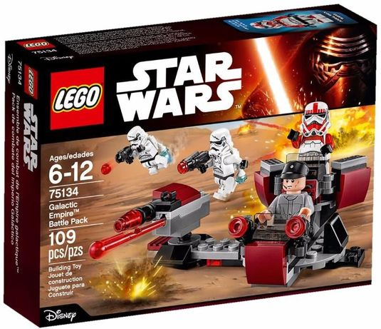 Lego Star Wars 75134 Galactic Empire Battle Pack Bez Figurek