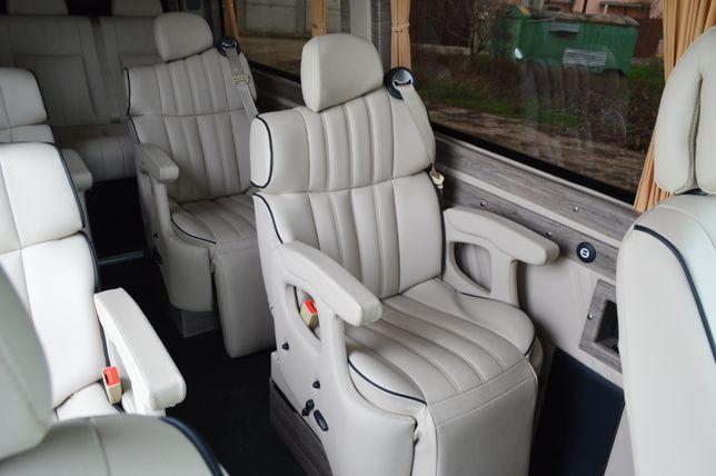 Аренда микроавтобуса Трансфер Борисполь VIP пассажирские перевозки