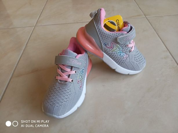 Кроссовки для девочки Clibee 27-32 L-93