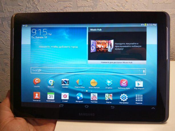 """Samsung Galaxy 10.1"""". Оригинальный планшет с чехлом-книжкой!"""