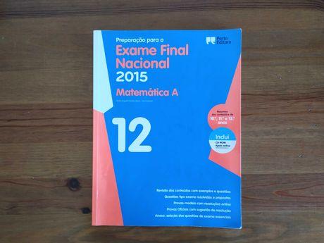 Manual de Matemática para Preparação para os Exames Nacionais