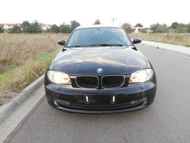 BMW Seria 1 E81 120d