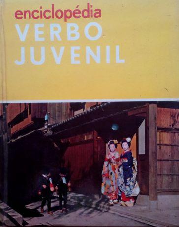 Enciclopédia Verbo Juvenil - 12 Volumes