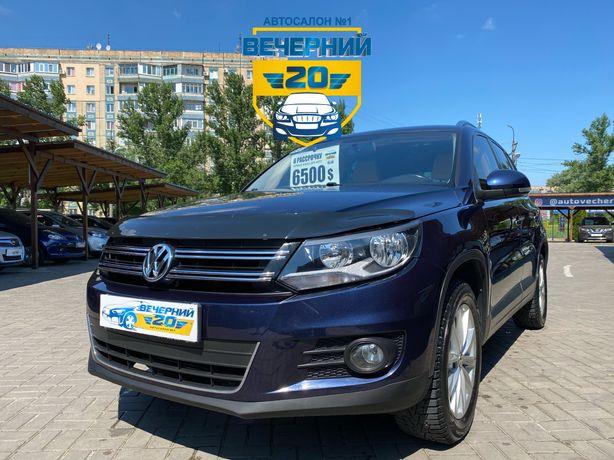 Volkswagen Tiguan рассрочка без банков