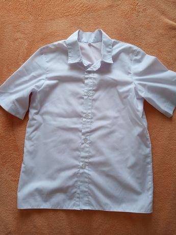 Рубашка школьная рост 128