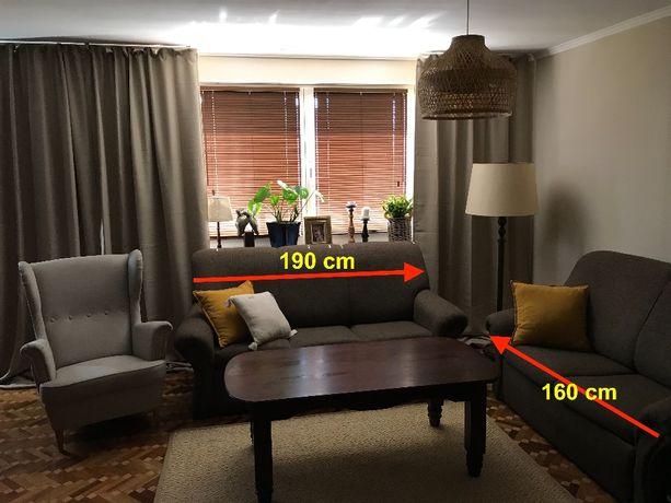 Sofa 3 osobowa z funkcją spania - stan bardzo dobry