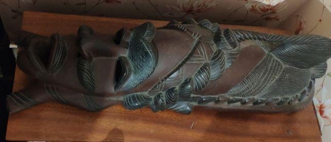 Маска Красное дерево (Новая Гвинея)