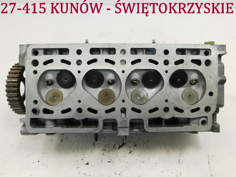 Głowica kpl D7F Renault Clio II 1.2 8V Kangoo Twingo wałek Kunów - image 1