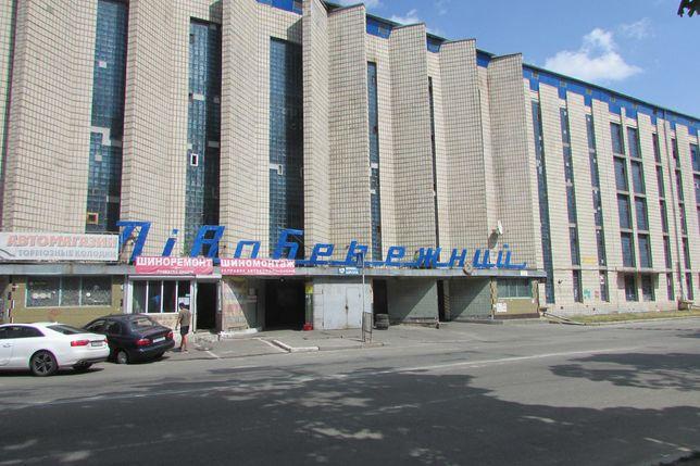 ГАРАЖ, ст.метро Левобережная, ул.Челябинская, 2