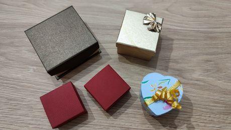 Pudełka na biżuterię, pudełka na prezent