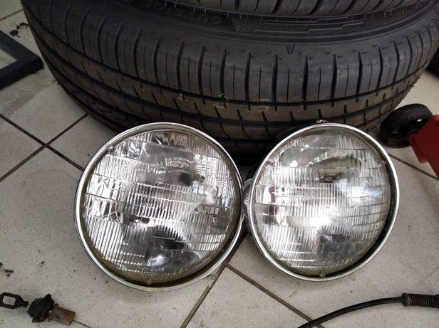 Porsche 928 lampy przednie reflektory