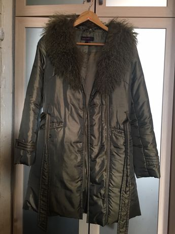 Курточка плащ женская