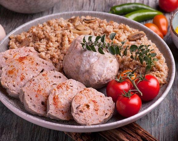 Кюфта. Армянское блюдо. Свежий фарш,мясо.Правильное питание. Новый год
